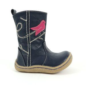 LIVIE & LUCA leather boots, toddler size 4
